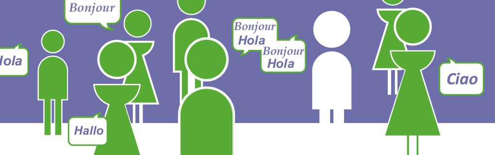 Partagez votre langue avec ceux qui sont prêts à la partager avec vous à travers TalkingP2P.
